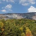 Whiteside Mountain Panorama by Jill Lang