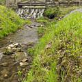 Whitewater Bridge And Dam Scene 13 by John Brueske