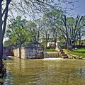 Whitewater Canal Metamora Indiana by Gary Wonning