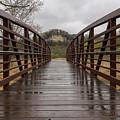 Whitewater Park Bridge Spring 4 by John Brueske