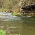 Whitewater River Spring 42 by John Brueske
