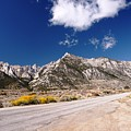 Whitney Portal Road by Michael Courtney