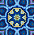 Whorl Kaleidoscope by Christopher Jay