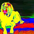 Dog by Laurette Escobar