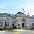 Wichita Carnegie Library by Catherine Sherman