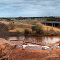 Wichita Falls View by Fred Lassmann