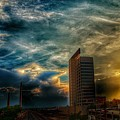 Wicked Sky  by Lynn Terry