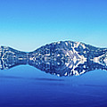 Wide Crater Lake by Jonny D