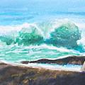 Widescreen Wave by Ken Meyer