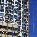 Wiggly Balconies by Phyllis Denton
