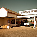 Wigwam Motel by Robert J Caputo