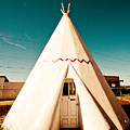 Wigwam Room #3 by Robert J Caputo
