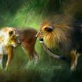 Wild Attraction by Carol Cavalaris