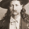 Wild Bill Hickok Was A Celebrated by Everett