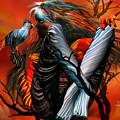 Wild Birds by Carol Cavalaris