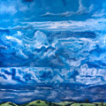 Wild Blue by Joel Tesch