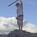Wild Boy In Paradise by Robert Ponzoni