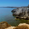 Wild Coast Cyprus by Natalya Antropova
