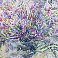 Wild Flowers #4 by Nellya Veller