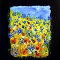 Wild Flowers 677130 by Pol Ledent