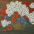 Wild Flowers by Gladis Sagi