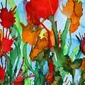 Wild Flowers by Klara Acel