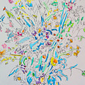 Wild Flowers by Vitali Komarov