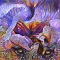Wild Goddess - Tigress by Carol Cavalaris