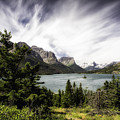 Wild Goose Island Glacier Park 4 by Timothy Hacker