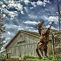 Wild Horse by Shirley Tinkham