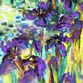 Wild Iris by Miki De Goodaboom