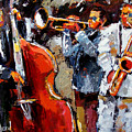 Wild Jazz by Debra Hurd