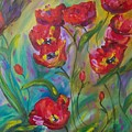 Wild Poppies by Renee Gandy