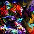 Wild Puma Colors by Alex Thomas