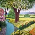 Wild Rose Creek by B Kathleen Fannin