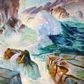 Wild Sea by Anisha Shah