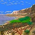 Wild Seashore by Dr Loifer Vladimir