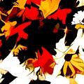 Wild Side Of A Flower by Debra Lynch