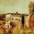 Wild West Australian Barn by Jorgo Photography - Wall Art Gallery