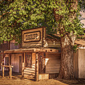 Wild West Sheriff Office by Gene Parks
