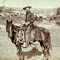 Wild West. The Cow Boy. Sturgis, Dakota by Everett