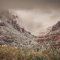 Boynton Canyon Arizona by Racheal Christian