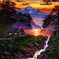 Wilderness Spirit by David Lloyd Glover