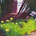 Wildflower Garden by Lea Novak