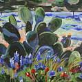 Wildflower Garden by Sabrina Faulstich-Hough