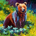 Wildflower Grizz by Marion Rose