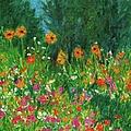 Wildflower Rush by Kendall Kessler
