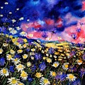 Wildflowers 67 by Pol Ledent
