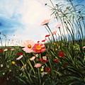 Wildflowers by Elizabeth Robinette Tyndall