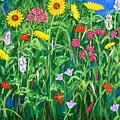 Wildflowers by J Loren Reedy